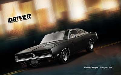 1969 Dodge Charger R/T - Driver: San Francisco wallpaper