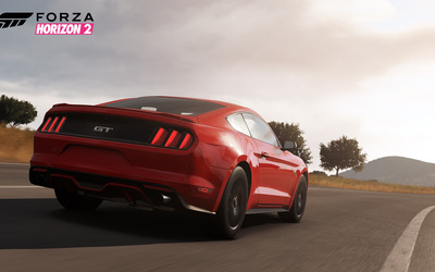 2015 Ford Mustang - Forza Horizon 2 wallpaper