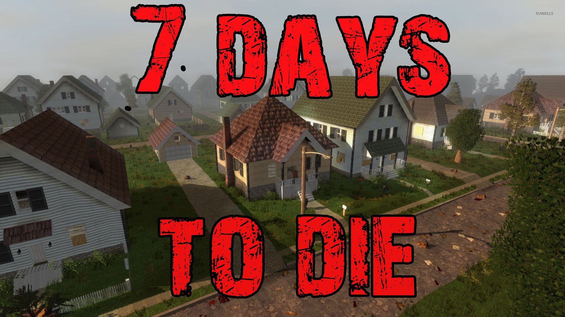 7 Days To Die Wallpaper Game Wallpapers 23912
