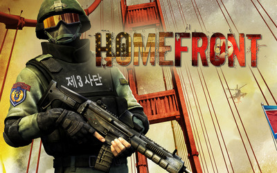 718 Division - Homefront [2] wallpaper