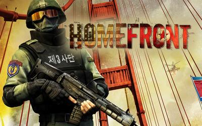 718 Division - Homefront [2] Wallpaper
