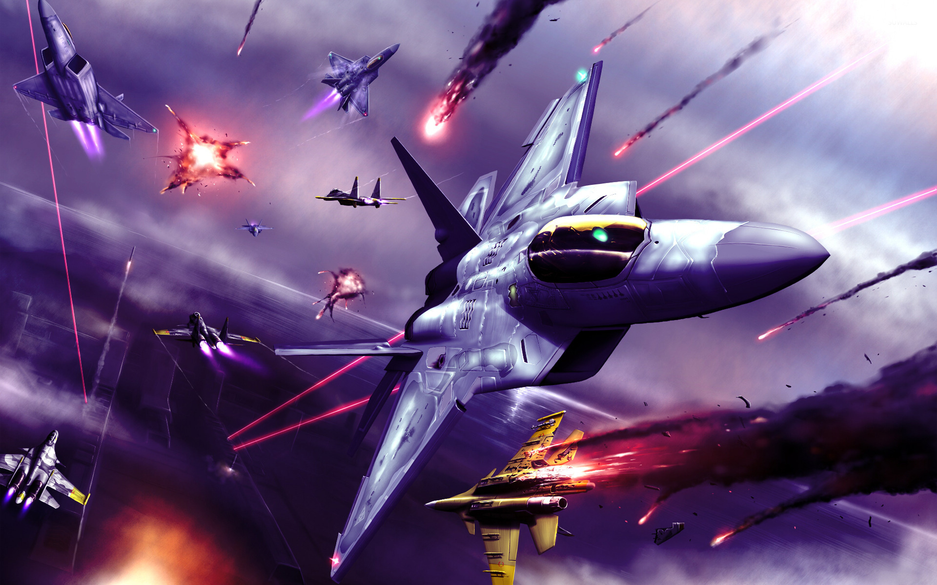 Ace Combat 2 Wallpaper Game Wallpapers 18022