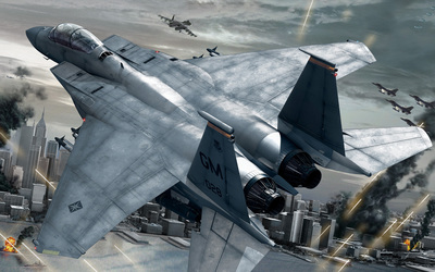 Ace Combat 6: Fires of Liberation wallpaper
