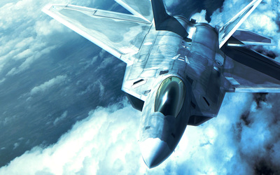 Ace Combat X: Skies of Deception wallpaper
