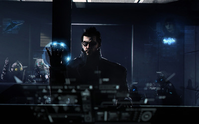 Adam Jensen - Deus Ex: Human Revolution wallpaper