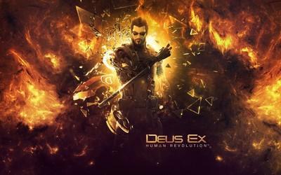 Adam Jensen - Deus Ex - Human Revolution wallpaper