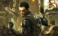 Adam Jensen wallpapers