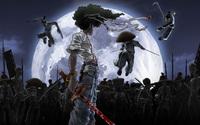 Afro Samurai wallpaper 2560x1600 jpg