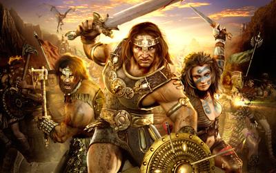 Age Of Conan: Hyborian Adventures wallpaper