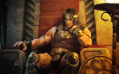 Age Of Conan: Hyborian Adventures [2] wallpaper