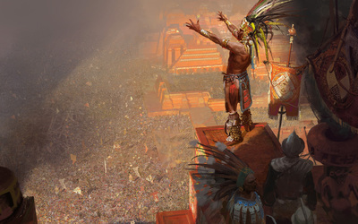 Age of Empires III wallpaper