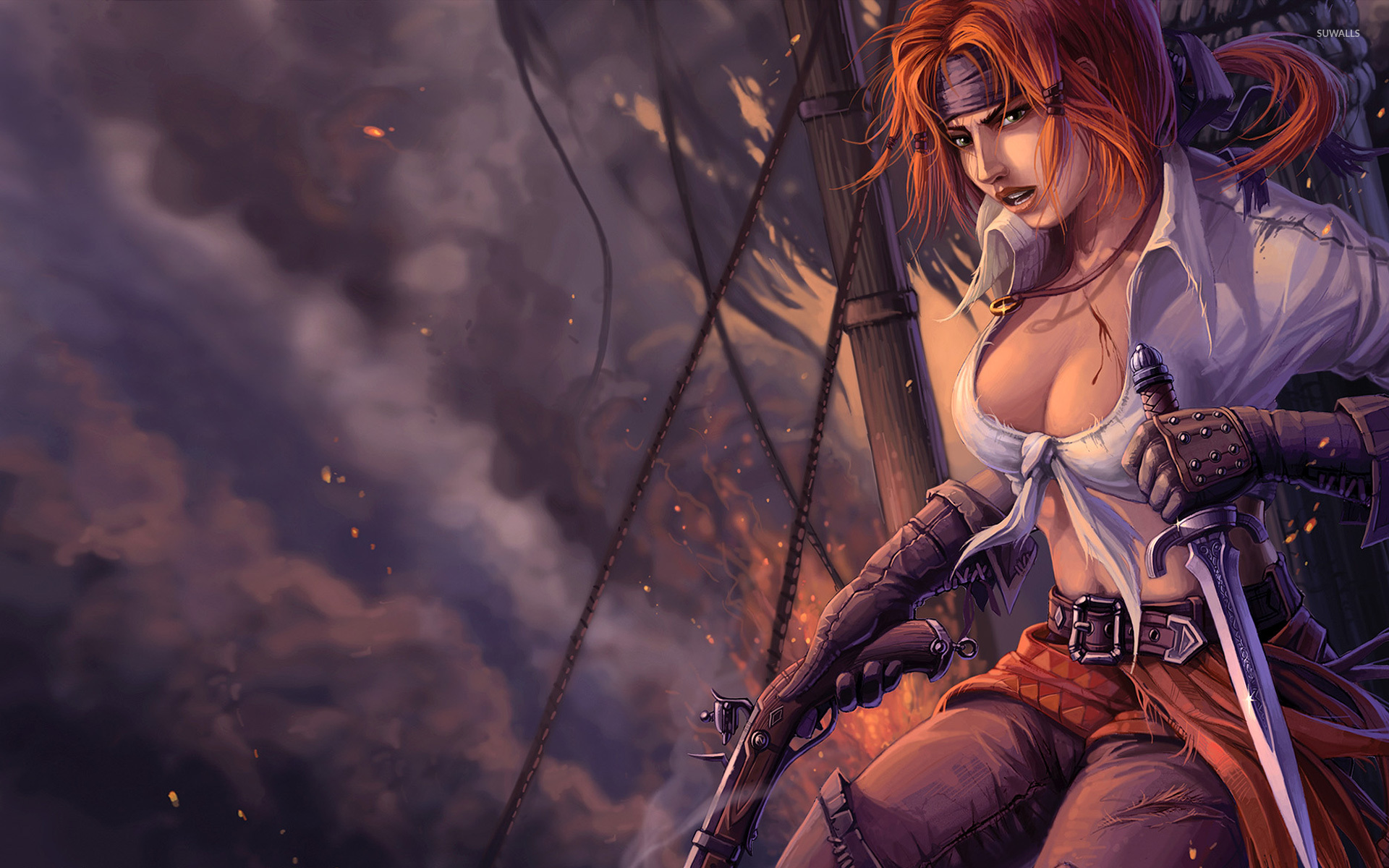 Age Of Pirates Caribbean Tales Wallpaper Game Wallpapers 5494