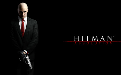 Agent 47 in Hitman: Absolution Wallpaper