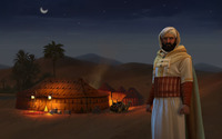 Ahmad al-Mansur of Morocco - Sid Meier's Civilization V wallpaper 2880x1800 jpg