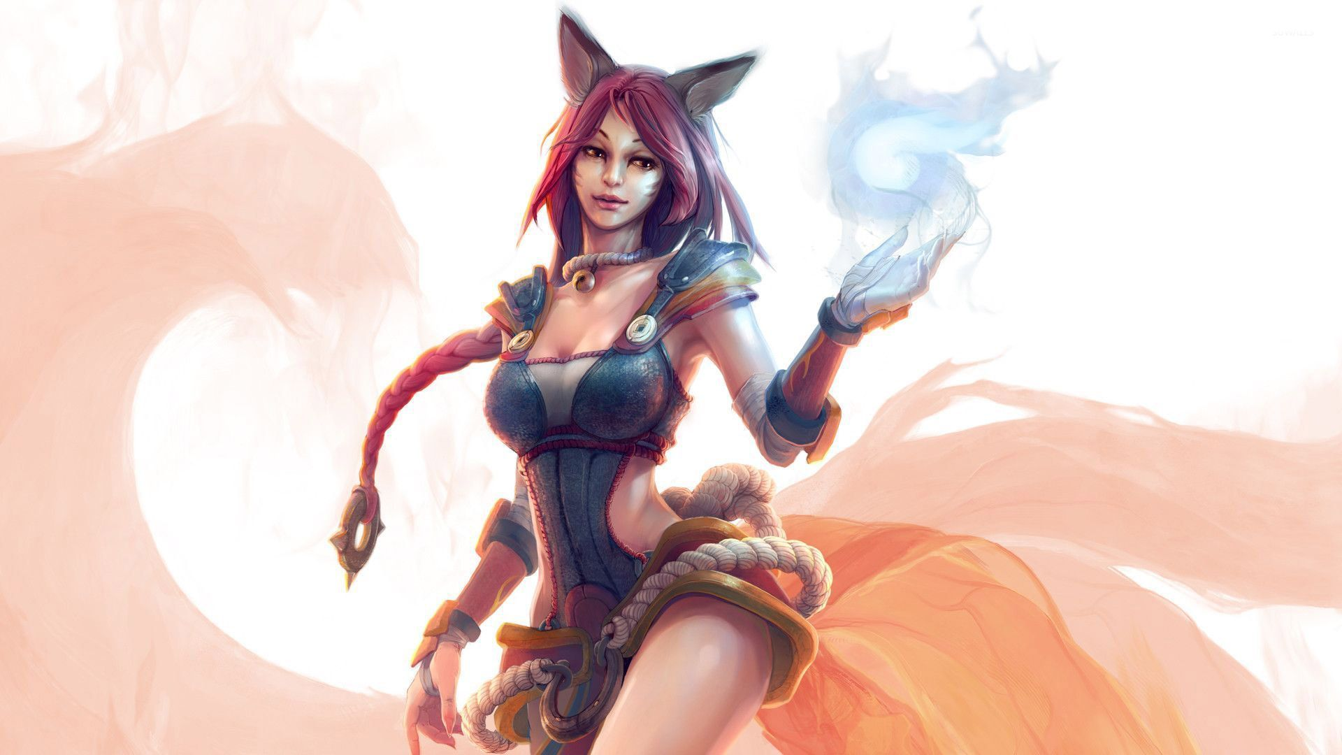 Ahri League Of Legends Wallpaper Game Wallpapers 27060