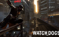 Aiden Pearce - Watch Dogs [10] wallpaper 1920x1080 jpg