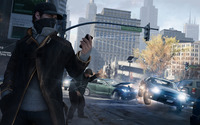Aiden Pearce - Watch Dogs [5] wallpaper 1920x1080 jpg