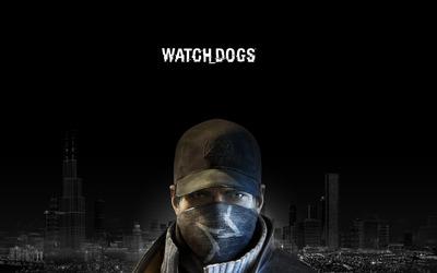 Aiden Pearce - Watch Dogs wallpaper
