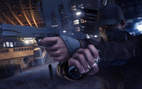 Aiden Pearce - Watch Dogs [6] wallpaper 1920x1080 jpg