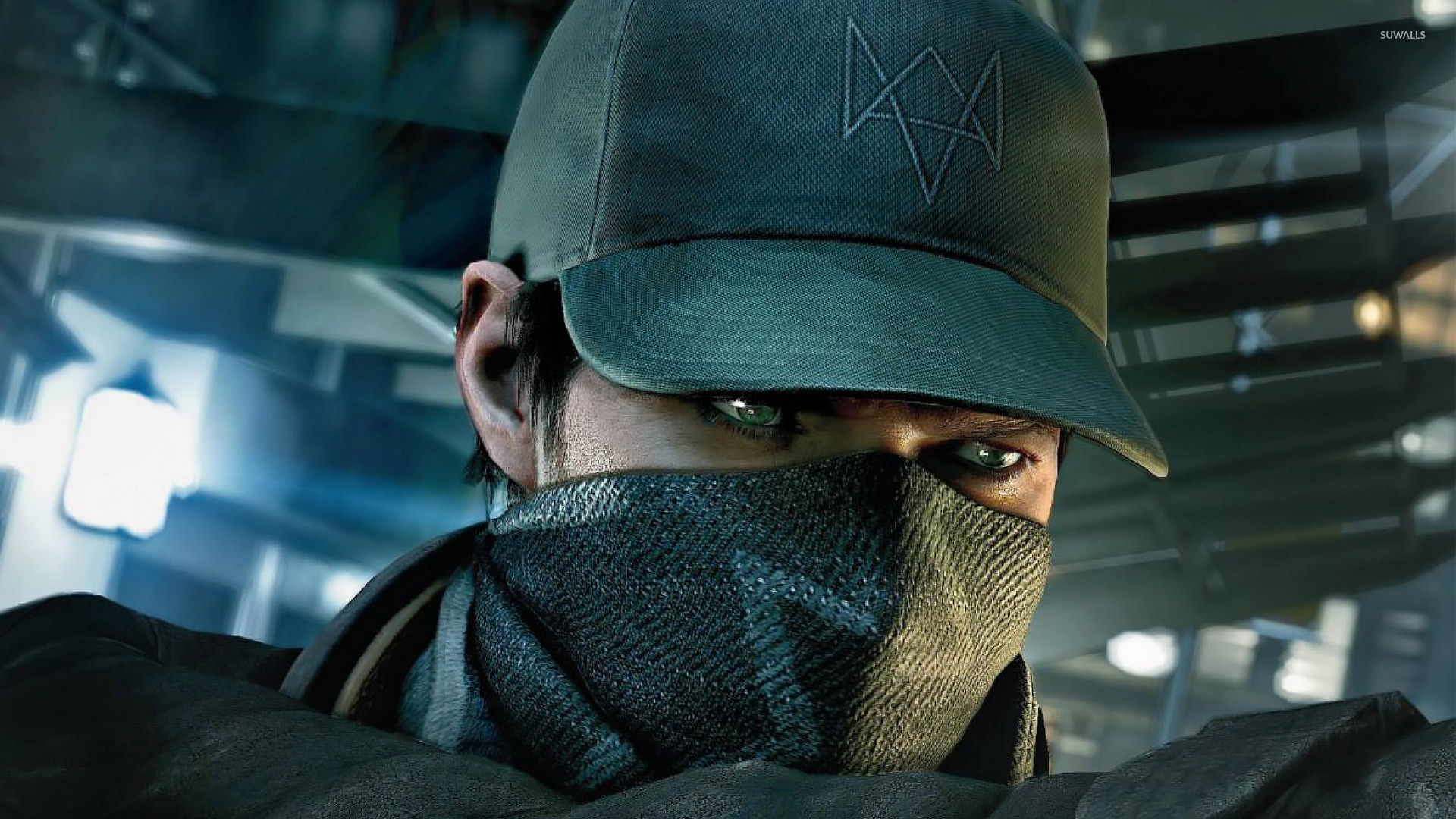 Aiden Pearce Watch Dogs 3 Wallpaper Game Wallpapers
