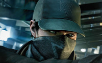 Aiden Pearce - Watch Dogs [3] wallpaper 1920x1080 jpg