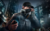 Aiden Pearce - Watch Dogs [8] wallpaper 1920x1080 jpg