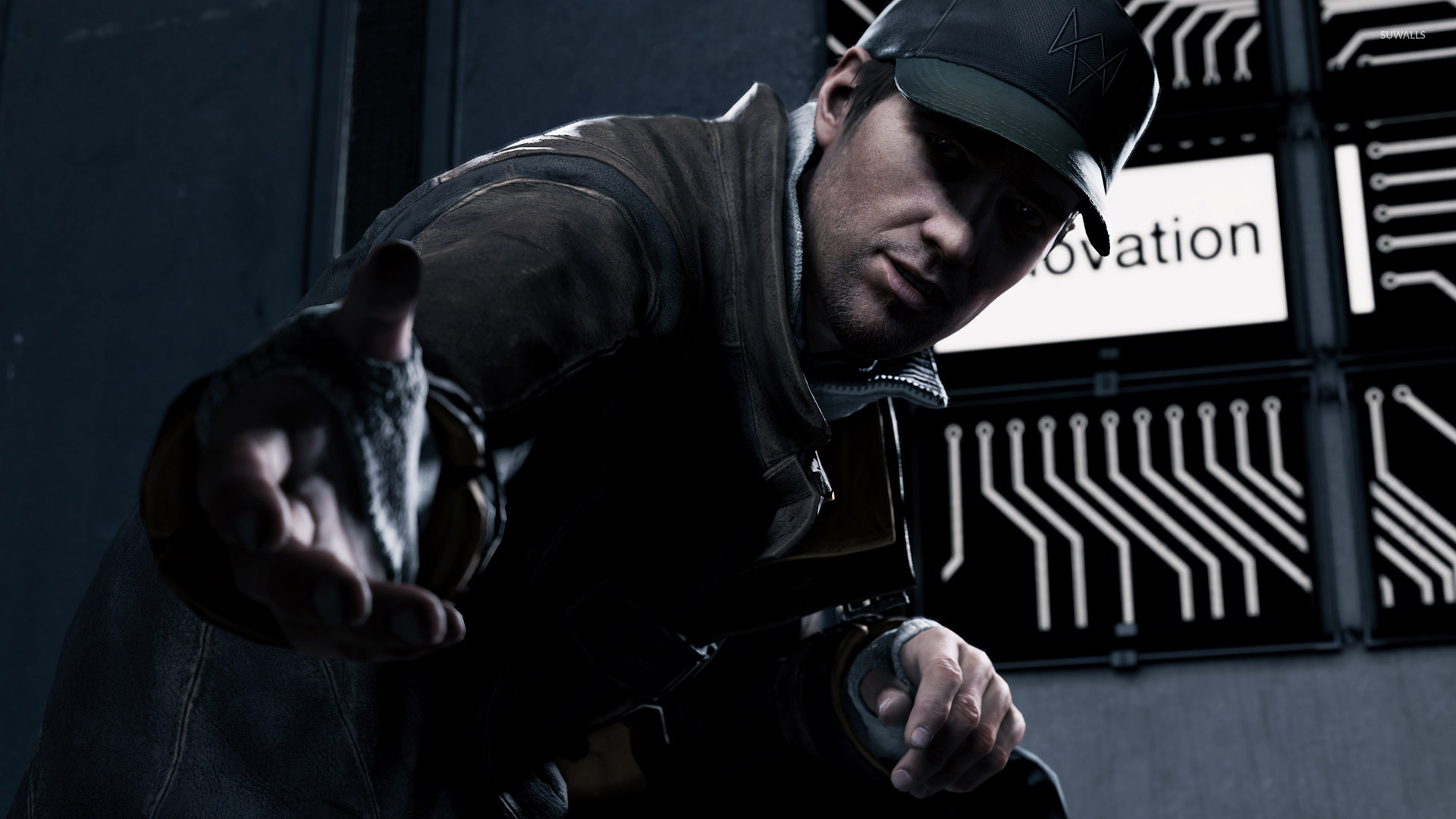 Aiden Pearce Watch Dogs 11 Wallpaper Game Wallpapers 30970 Images, Photos, Reviews