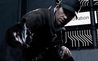 Aiden Pearce - Watch Dogs [11] wallpaper