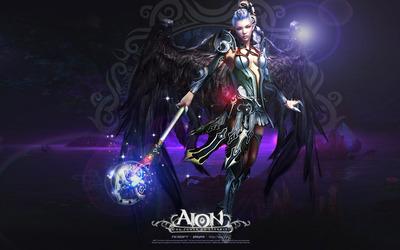 Aion [9] wallpaper