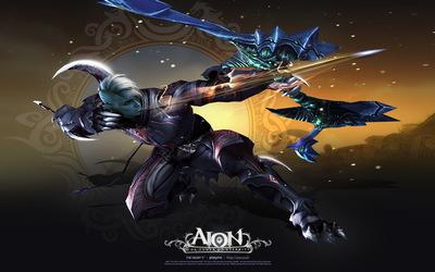 Aion [13] wallpaper
