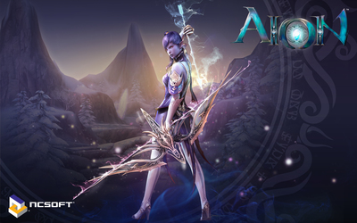 Aion [4] wallpaper