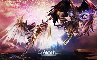 Aion wallpaper