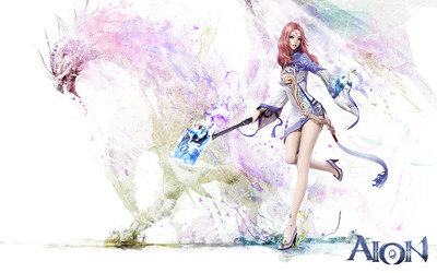 Aion: Steel Cavalry wallpaper