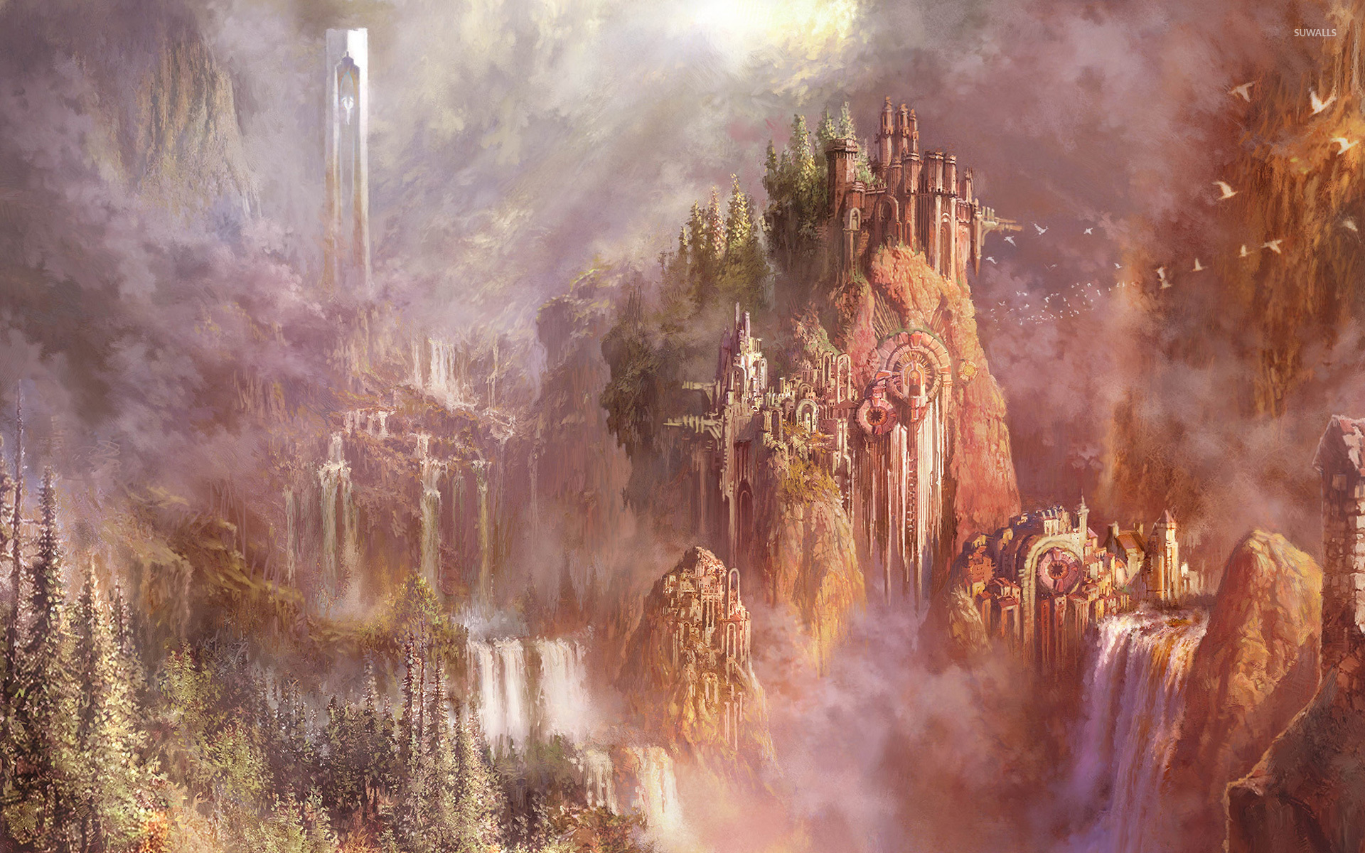 Aion Tower of Eternity wallpapers (87 Wallpapers) - HD Wallpapers