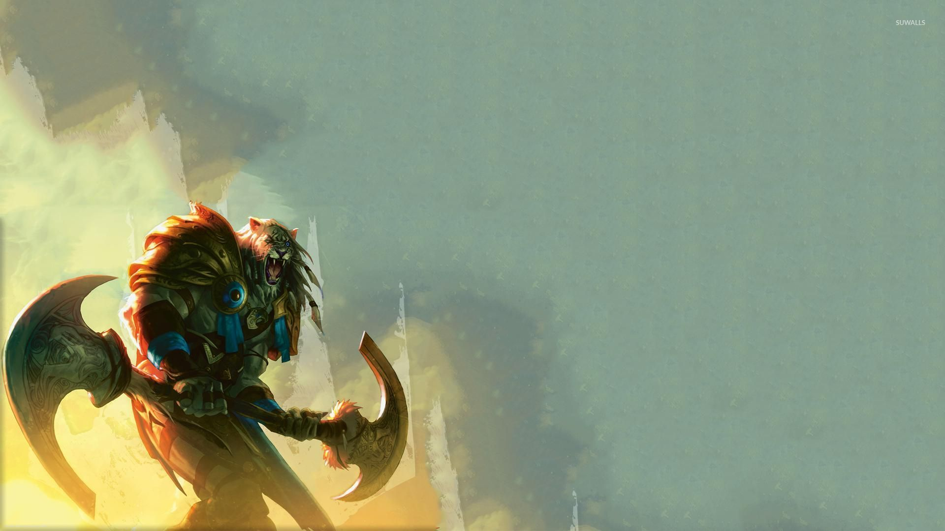 ajani wallpaper - photo #33
