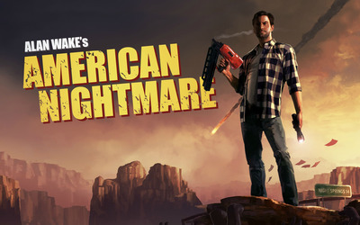 Alan Wake's American Nightmare wallpaper