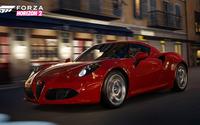 Alfa Romeo 4C - Forza Horizon 2 wallpaper 1920x1080 jpg