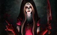Alice Liddell- Alice-Madness Returns wallpaper 1920x1200 jpg