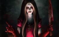 Alice Liddell- Alice-Madness Returns wallpaper 1920x1200 jpg