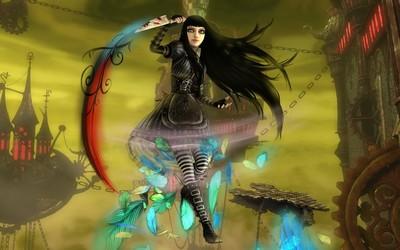 Alice Liddell - Alice: Madness Returns wallpaper