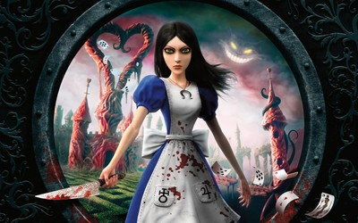 Alice Liddell - Alice: Madness Returns [2] Wallpaper