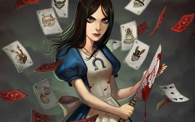 Alice: Madness Returns [3] wallpaper