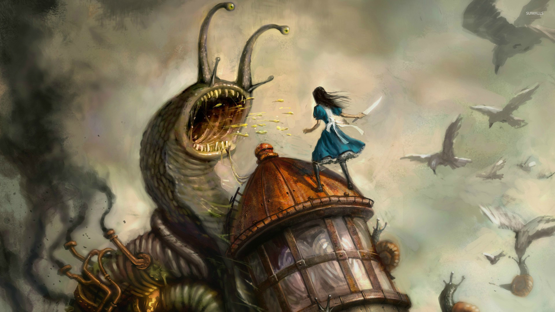 Alice Madness Returns 4 Wallpaper Game Wallpapers 15198