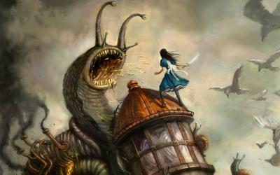 Alice: Madness Returns [4] wallpaper