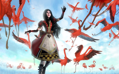 Alice: Madness Returns [2] wallpaper