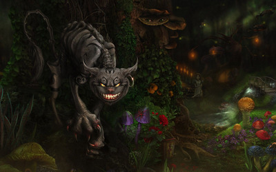 Alice - Madness Returns wallpaper