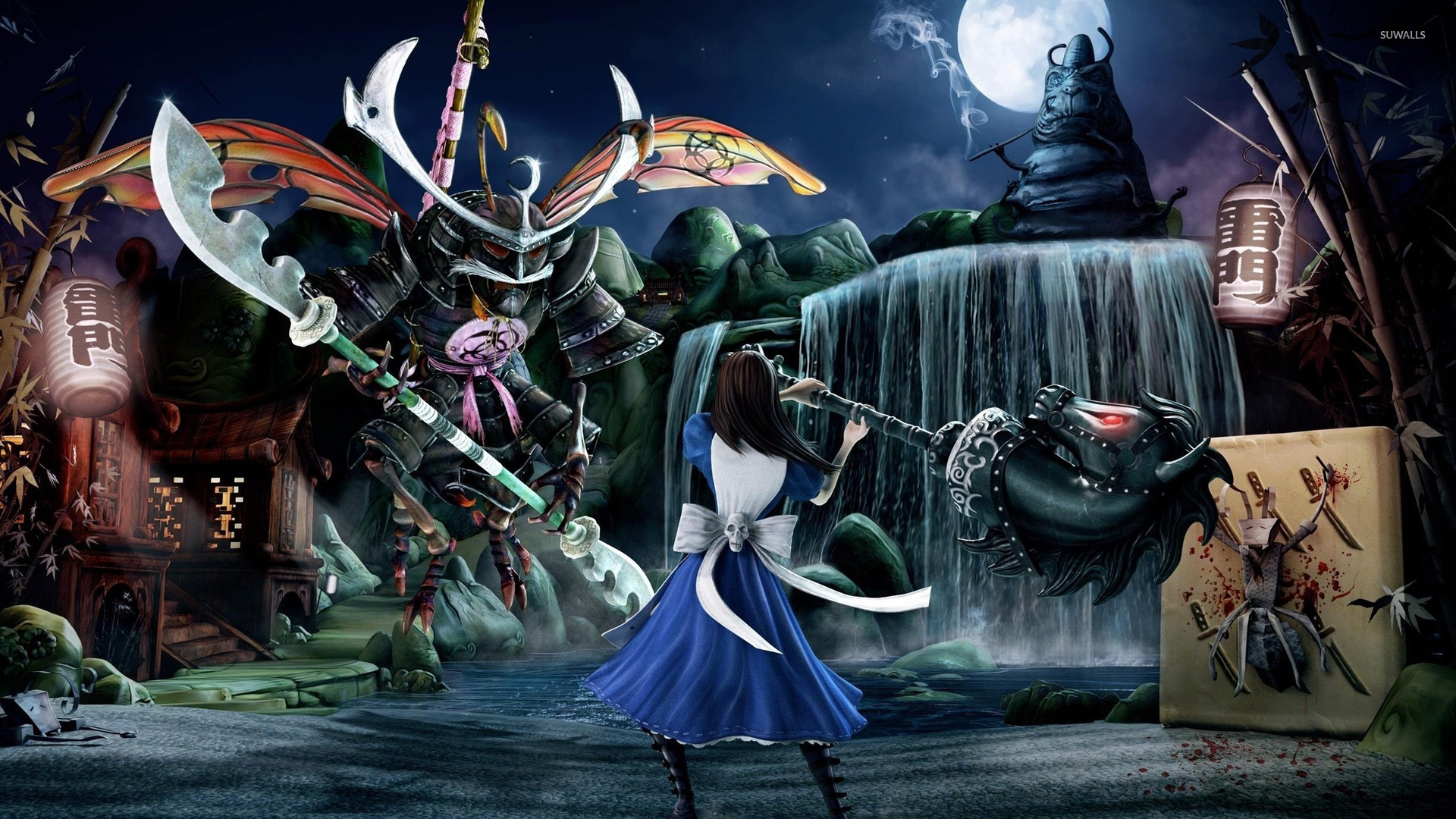 American McGees Alice  Википедия