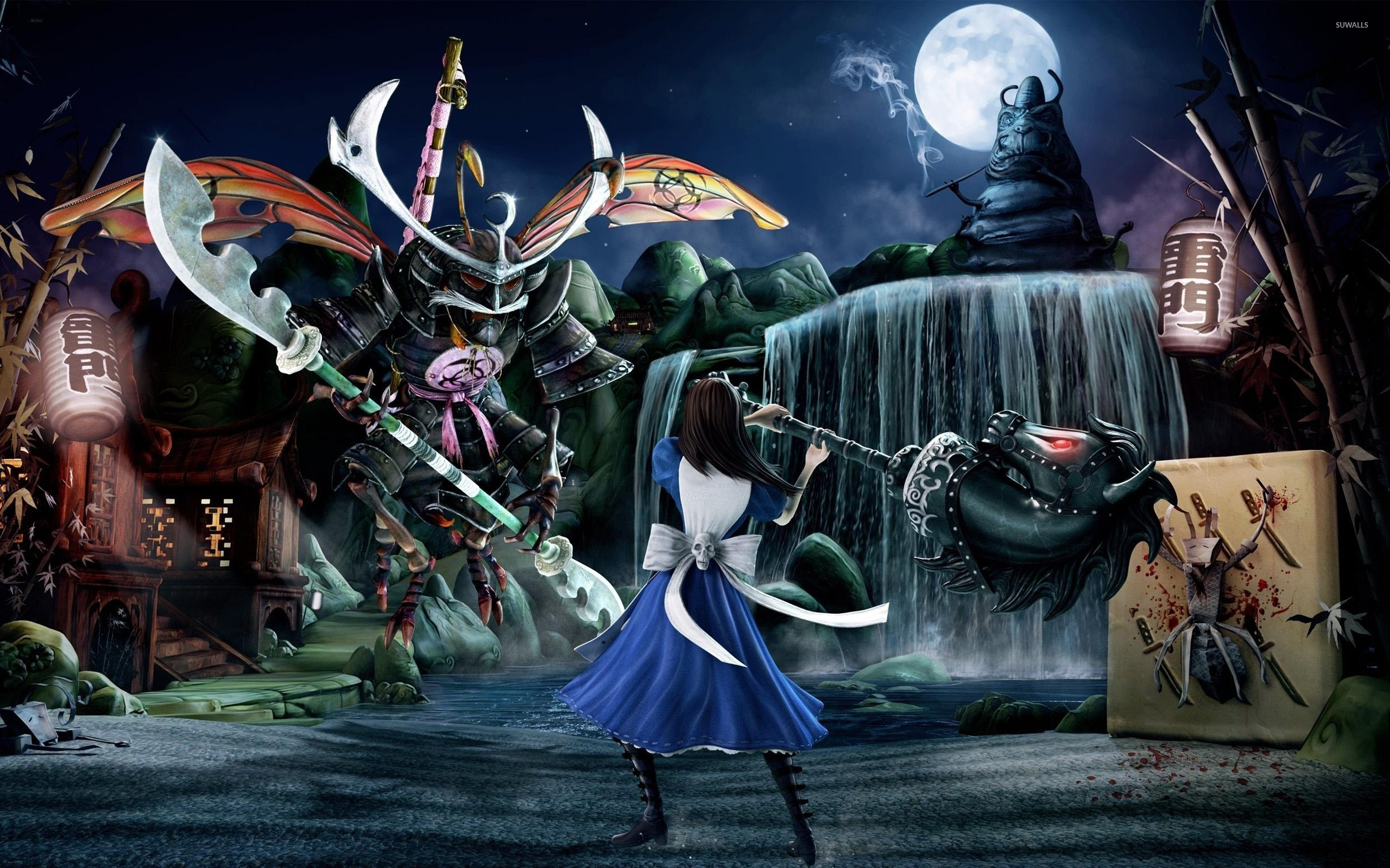 Alice Madness Returns Wallpaper Game Wallpapers 6136
