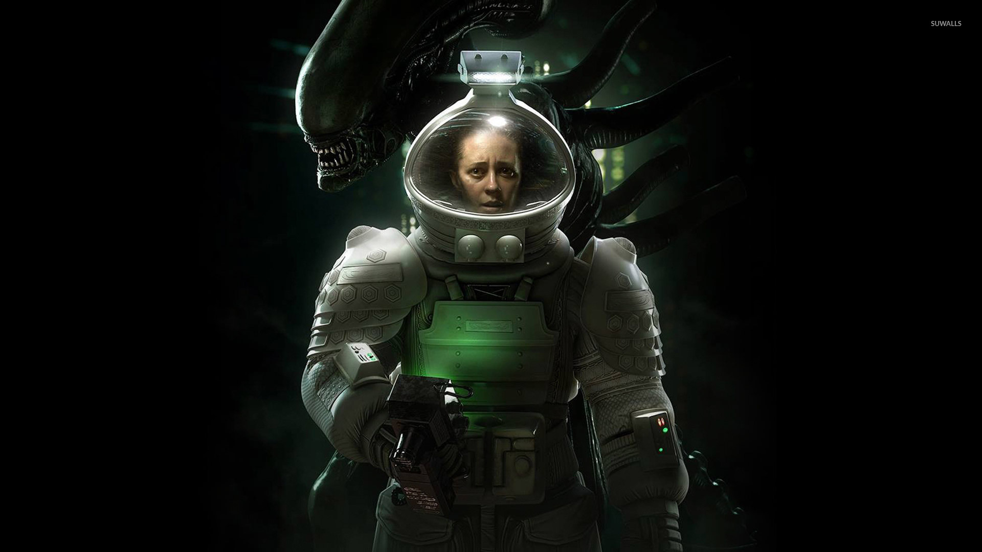 Alien Isolation 4 Wallpaper Game Wallpapers 29424