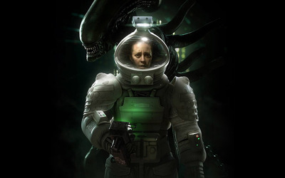 Alien: Isolation [4] wallpaper